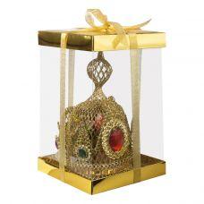 Новогодняя упаковка Корона малая