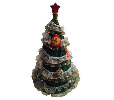 Новогодний подарок Елочка с игрушками